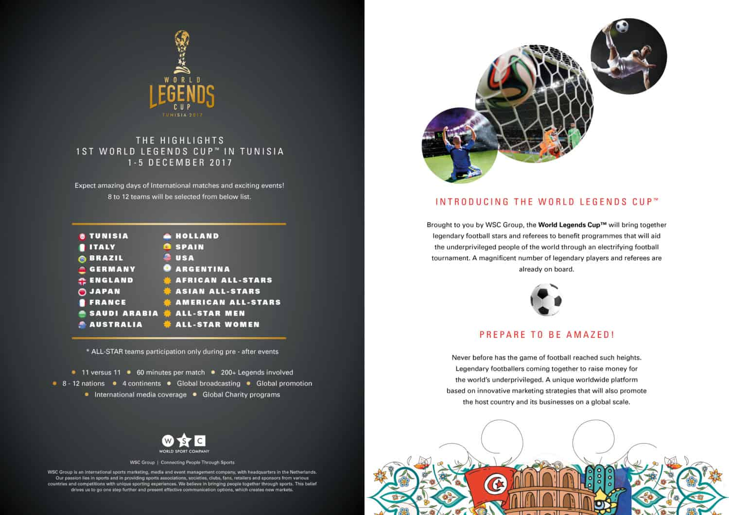 Brochure World Legends Cup pag. 1-2