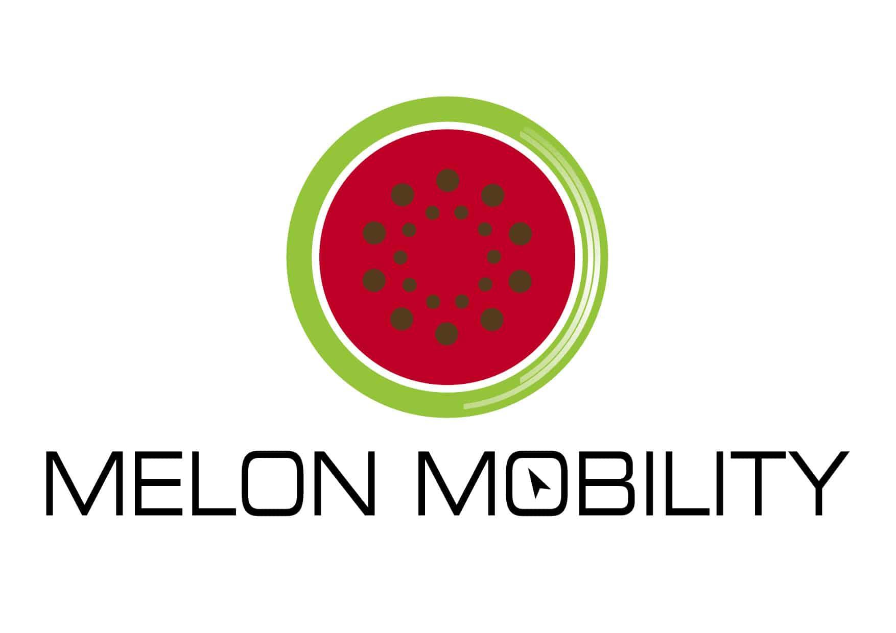 Logo voor een elektrische voertuigen verkoop/verhuur bedrijf.